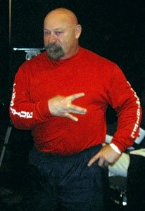 Louie Simmons, Westside Barbell owner and Reverse Hyper creator