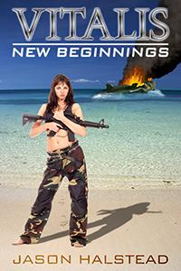 Vitalis Book 1 - New Beginnings by Jason Halstead