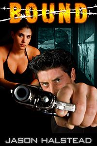 Bound, a stand alone Dark Earth romance novel by Jason Halstead