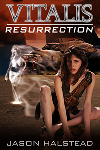 Vitalis: Resurrection, a book by Jason Halstead