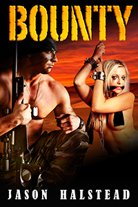 Bounty, book 3 in the Wanted series by Jason Halstead
