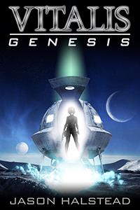 Vitalis: Genesis, book 4 in the Vitalis series by Jason Halstead