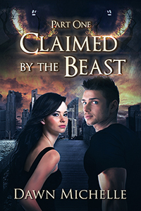 Paranormal Romance: Claimed by the Beast - Part One